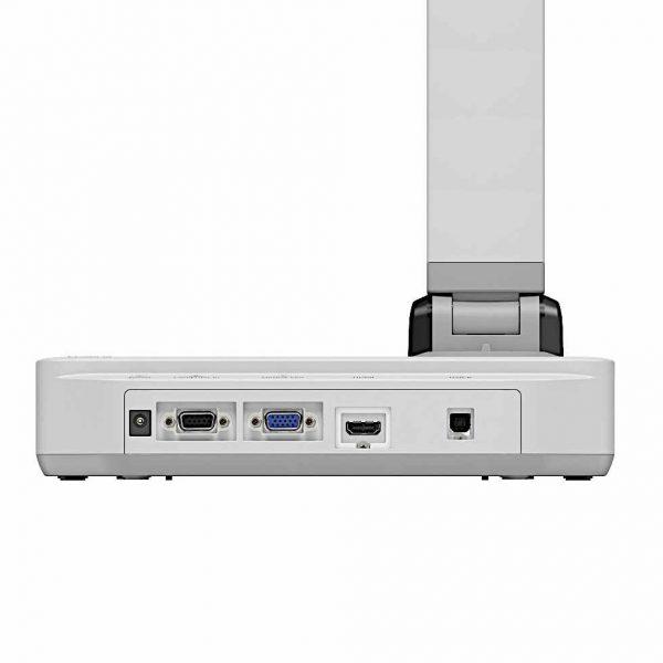 Epson ELPDC21 Dokumentenkamera - Anschlüsse