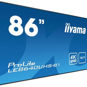 iiyama ProLite LE8640UHS-B1 85,6 Zoll Display
